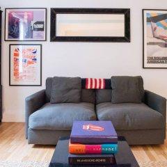 Апартаменты Studio in Fantastic Location Лондон комната для гостей фото 3