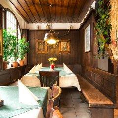 Отель Burghotel Nürnberg Германия, Нюрнберг - отзывы, цены и фото номеров - забронировать отель Burghotel Nürnberg онлайн интерьер отеля фото 2