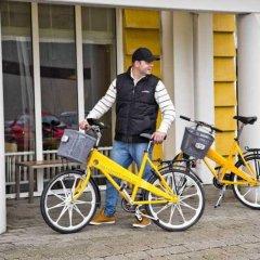 Отель Vejle Center Hotel Дания, Вайле - отзывы, цены и фото номеров - забронировать отель Vejle Center Hotel онлайн спортивное сооружение