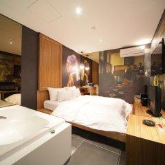 Отель 2 Heaven Jongno Южная Корея, Сеул - отзывы, цены и фото номеров - забронировать отель 2 Heaven Jongno онлайн ванная