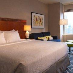 Отель Courtyard by Marriott New York City Manhattan Midtown East комната для гостей фото 3