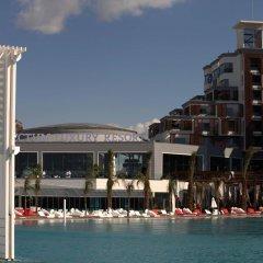 Отель Selectum Luxury Resort Belek пляж