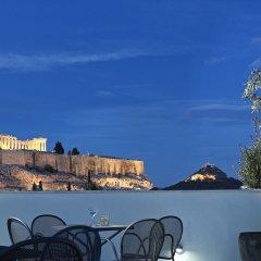 Отель Acropolis Hill пляж