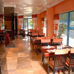 Отель Al Bustan Hotel Flats ОАЭ, Шарджа - отзывы, цены и фото номеров - забронировать отель Al Bustan Hotel Flats онлайн питание фото 2