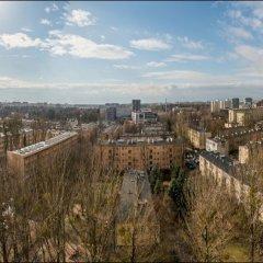 Отель P&O Apartments Dabrowskiego Польша, Варшава - отзывы, цены и фото номеров - забронировать отель P&O Apartments Dabrowskiego онлайн балкон