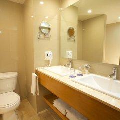 Отель Nyx Cancun All Inclusive Мексика, Канкун - 2 отзыва об отеле, цены и фото номеров - забронировать отель Nyx Cancun All Inclusive онлайн ванная фото 2