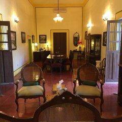 Отель Hacienda San Pedro Nohpat интерьер отеля
