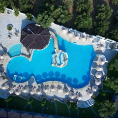 Отель Acrotel Athena Residence бассейн