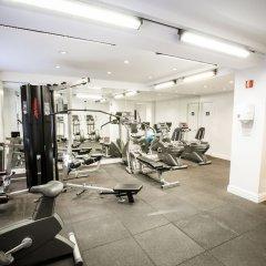 The Belvedere Hotel фитнесс-зал фото 4
