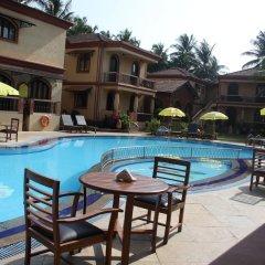 Отель Resort Terra Paraiso Индия, Гоа - отзывы, цены и фото номеров - забронировать отель Resort Terra Paraiso онлайн фото 7
