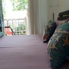 Отель Rann Chalet Beach Side Ланта комната для гостей