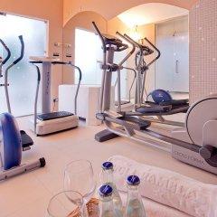 Hotel Serhs Rivoli Rambla фитнесс-зал