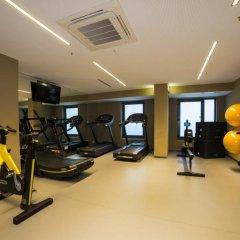 Отель The Prime Energize Монте-Горду фитнесс-зал