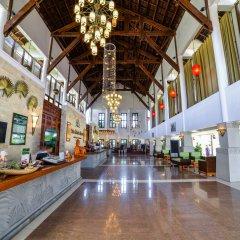 Отель Palm Garden Beach Resort And Spa Хойан интерьер отеля фото 3