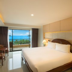 Отель Chanalai Garden Resort, Kata Beach 4* Представительский номер с различными типами кроватей