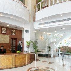 Отель Ramada Beach Аджман интерьер отеля