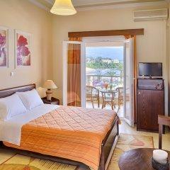 Molfetta Beach Hotel комната для гостей фото 9
