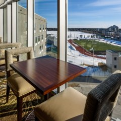 Отель Staybridge Suites Saskatoon - University балкон