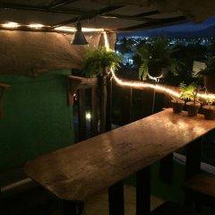 Baja's Cactus Hostel Кабо-Сан-Лукас бассейн фото 3