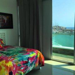 Отель Torre M1413 K by LATAM Vacation Rentals Масатлан комната для гостей фото 2