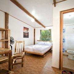 Отель Isla Kitesurfing Guesthouse Филиппины, остров Боракай - 1 отзыв об отеле, цены и фото номеров - забронировать отель Isla Kitesurfing Guesthouse онлайн комната для гостей фото 5