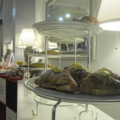 Отель La Perla Римини питание фото 2