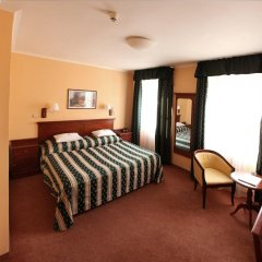 Отель Best Western Plus Hotel Meteor Plaza Чехия, Прага - 6 отзывов об отеле, цены и фото номеров - забронировать отель Best Western Plus Hotel Meteor Plaza онлайн комната для гостей фото 4