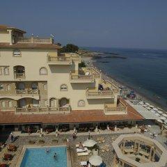 Hellenia Yachting Hotel Джардини Наксос пляж фото 2
