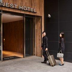 Отель Nest Hotel Tokyo Hanzomon Япония, Токио - отзывы, цены и фото номеров - забронировать отель Nest Hotel Tokyo Hanzomon онлайн с домашними животными