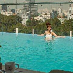 Отель Central Palace Hotel Вьетнам, Хошимин - отзывы, цены и фото номеров - забронировать отель Central Palace Hotel онлайн бассейн фото 3
