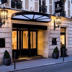 Отель Renaissance Paris Vendome Hotel Франция, Париж - отзывы, цены и фото номеров - забронировать отель Renaissance Paris Vendome Hotel онлайн вид на фасад