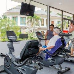 Отель Krabi Resort Таиланд, Ао Нанг - 11 отзывов об отеле, цены и фото номеров - забронировать отель Krabi Resort онлайн фитнесс-зал фото 3