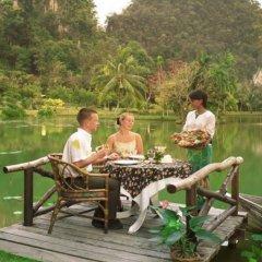 Отель Maritime Park And Spa Resort Нуа-Клонг приотельная территория фото 2