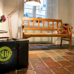 Small Luxury Hotel Goldgasse Зальцбург удобства в номере