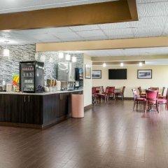 Отель Quality Inn & Suites Mall Of America - Msp Airport Блумингтон питание