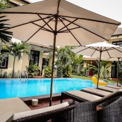 Отель Hoi An Holiday Villa бассейн фото 2