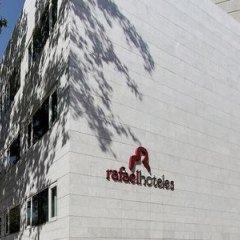 Отель Rafael Ventas Мадрид спортивное сооружение