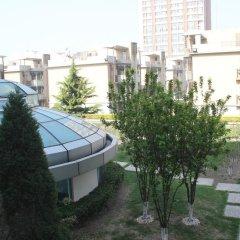 GreenPark Hotel Tianjin Тяньцзинь бассейн