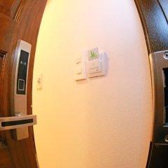 Nguyen Hotel сейф в номере