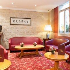 Отель Elysees Opera Франция, Париж - отзывы, цены и фото номеров - забронировать отель Elysees Opera онлайн интерьер отеля