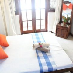 Отель Thusare House Шри-Ланка, Коломбо - отзывы, цены и фото номеров - забронировать отель Thusare House онлайн комната для гостей фото 3