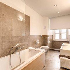 Отель Residenza Borghese Италия, Рим - 1 отзыв об отеле, цены и фото номеров - забронировать отель Residenza Borghese онлайн ванная фото 3