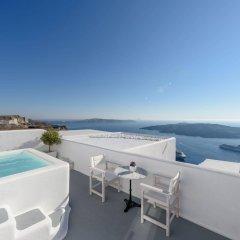 Отель Kamares Apartments Греция, Остров Санторини - отзывы, цены и фото номеров - забронировать отель Kamares Apartments онлайн балкон