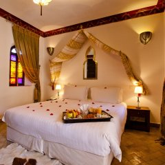 Отель Dar Anika Марокко, Марракеш - отзывы, цены и фото номеров - забронировать отель Dar Anika онлайн комната для гостей фото 5