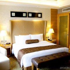 Отель Crowne Plaza Paragon Xiamen Китай, Сямынь - 2 отзыва об отеле, цены и фото номеров - забронировать отель Crowne Plaza Paragon Xiamen онлайн комната для гостей фото 4