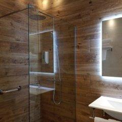 Отель Seminario Bilbao Испания, Дерио - отзывы, цены и фото номеров - забронировать отель Seminario Bilbao онлайн ванная
