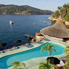 Отель Boca Chica Мексика, Акапулько - отзывы, цены и фото номеров - забронировать отель Boca Chica онлайн бассейн