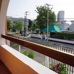 Отель Hostel El Corazon Мексика, Канкун - 1 отзыв об отеле, цены и фото номеров - забронировать отель Hostel El Corazon онлайн балкон