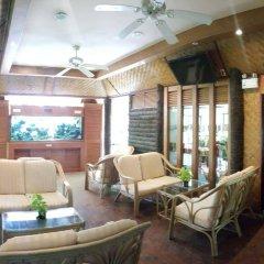 Отель Sunset Village Beach Resort интерьер отеля