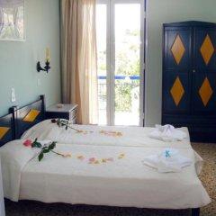 Отель Galaxias Studios Греция, Агистри - отзывы, цены и фото номеров - забронировать отель Galaxias Studios онлайн комната для гостей